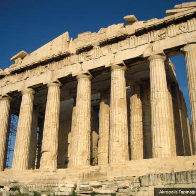 Antik Tarihin Canlı Tanığı:Büyülü Şehir Atina