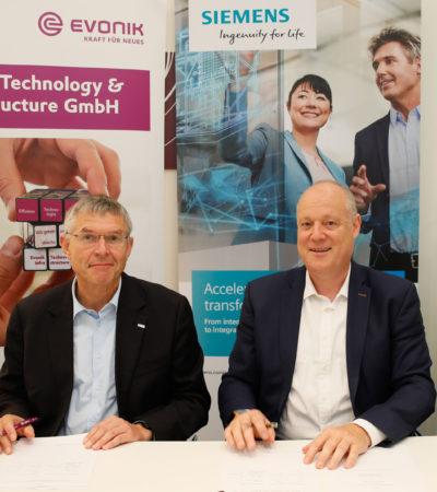 Siemens ve Evonik, Comos'ta Veri Yönetimi için Teknoloji Ortaklığını Kabul Etti