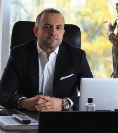 Dorakim Endüstriyel Kimya A.Ş.'nin kurucusu Sayın Ali Rıza Eroğlu