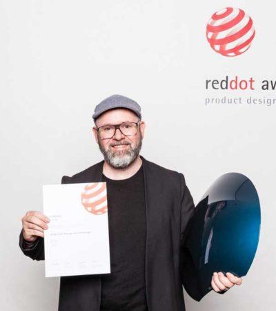 BASF'nin Otomotiv Boyası ile Sıcaklık Yönetimi Teknolojisine Red Dot Ödülü