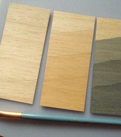 Gomalak-Bambu Karışımının Boya Özellikleri Üzerine Etkisi