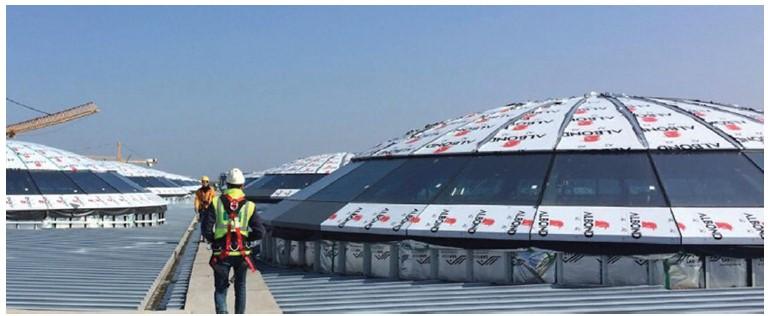 Örnek Proje İncelemesi: İstanbul'un Yeni Havalimanı İçin Mimari Kaplamalar