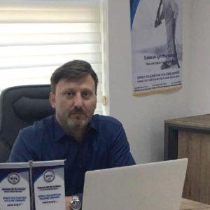 Sprey Poliüretan Poliüre Derneği'nin Kurucu Genel Başkanı Sayın Dr. Yalçın Yıldız