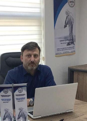 Sprey Poliüretan Poliüre Derneği' Kurucu Genel Başkanı Dr. Yalçın Yıldız