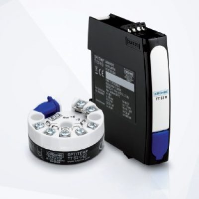 OPTITEMP TT 53: NFC ve Bluetooth'lu Yeni Sıcaklık Transmitteri
