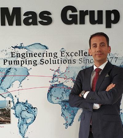 Mas Grup Satış ve Pazarlamadan Sorumlu Genel Müdür Yardımcısı Mehmet Ürek Oldu