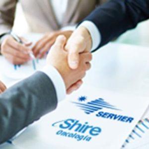 Servier Grubu Shire İlaç Firmasının Onkoloji Bölümünün Alımını Gerçekleştirdi