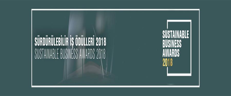 'Sürdürülebilir İş Ödülleri' için Heyecan Dorukta