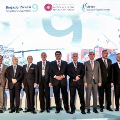 80 Ülkenin Temsilcisi Sürdürülebilir Barış için İstanbul'da