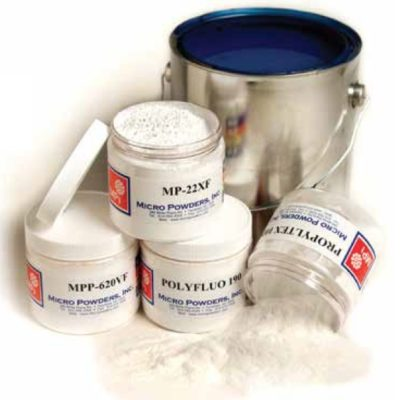 Micro Powders Waxes for Coating Industry