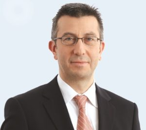 Mr. Burhan Ergene who is the Group President of Şişecam Chemicals