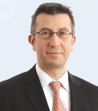 Mr. Burhan Ergene who is the Group President of Şişecam Chemicals