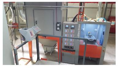 Sistem Teknik Makine Electron