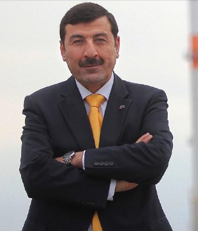 İZAYDAŞ Genel Müdürü Sayın Muhammet Saraç