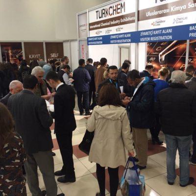 İhracat Rekortmeni Kimya Sanayi, Uluslararası Kimya Sanayi Fuarları TURKCHEM'de Buluştu…