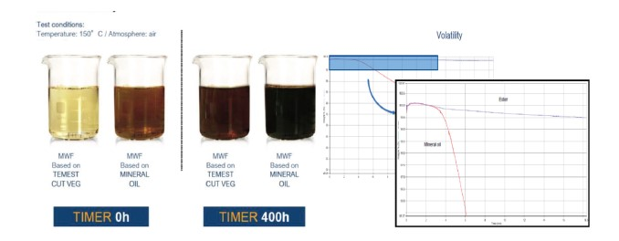 Metal İşleme Sıvıları (MWF) için Yeni Nesil Bitkisel Esterlerin Kullanımı