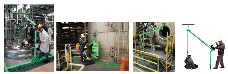 Considerations for Working in Confined Spaces