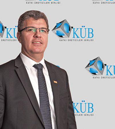 Suat Seven, Katkı Üreticileri Birliği (KÜB) Yönetim Kurulu Başkanlığı'na Seçildi