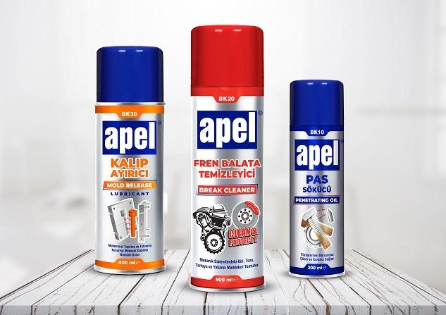 BETA Kimya A.Ş. Developed Three New Products Under the APEL Brand