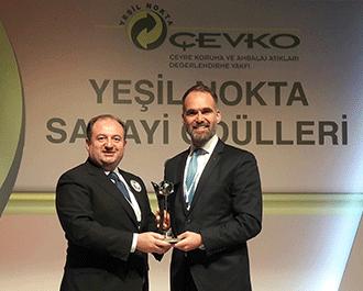 Petrol Ofisi Madeni Yağlar ve Sarten'e İki Ödül Birden
