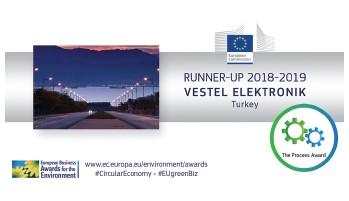 Vestel'e Avrupa ve Türkiye'den Çifte Ödül