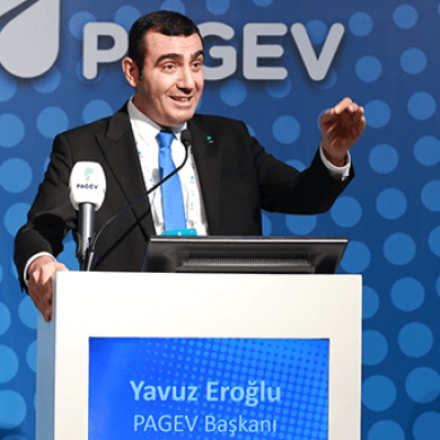 Dünya Plastik Sektörüne Yön Veren İsimler PAGEV Organizasyonu İle 13. Türk Plastik Endüstrisi Kongresi'nde Bir Araya Geldi