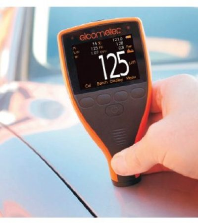 Elcometer 456 Dry Film Thickness Gauge Determines the Standards