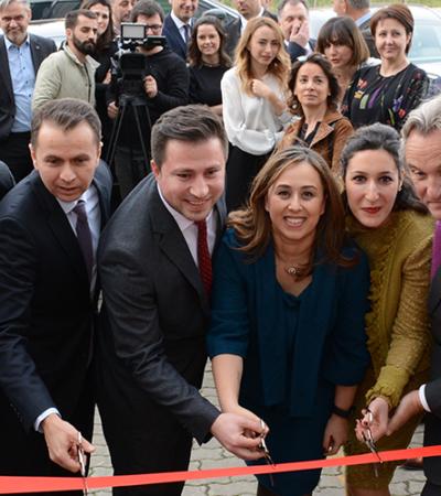 IMCD, Türkiye'de Boya Uygulama Laboratuvarını Açtı