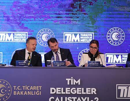 TİM Başkanı Gülle: ''Sayın Bakanımız 15 Yıldır Bekleyen Bir Sorunu 3 Haftada Çözüme Ulaştırdı Minnettarız''