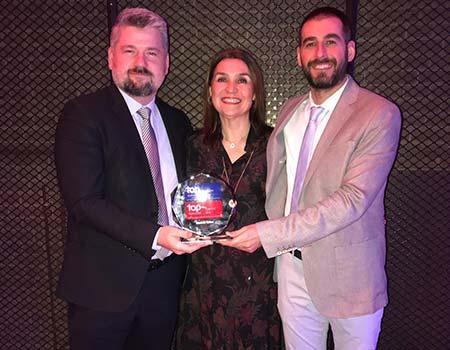 """Novartis İlaç Türkiye'ye İkinci Kez Avrupa """"En İyi İşveren"""" Ödül Alamaya Hak Kazandı"""