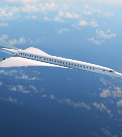 Boom Süpersonik Mach-2.2 Yolcu Uçağı için Fon Buluyor