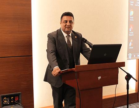 TABA Yurt Dışında Türk Organize Sanayi Bölgesi Yatırımı için Çorlu'da Buluştu