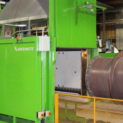 Greenkote Doğal Gaz İşleme Tesisi İnşasında Korozyon Önleyici Kaplamalar Kullandı