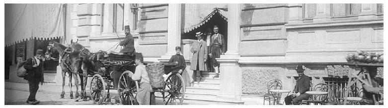 Aralıktan Bakmak: 19. Yüzyıl Sonu Meşrutiyet Caddesi'nden Bir Kesit
