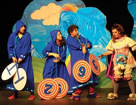 Berko Çocuk Tiyatrosu 5. Sezonuna Perdelerini Açtı