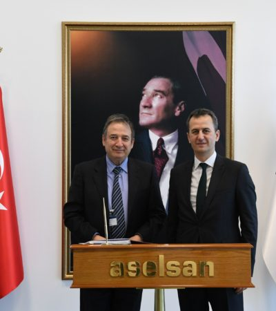 Şişecam and ASELSAN are to Cooperate