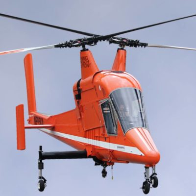 Kaman Launches Composite Blade Development Program for K-MAX Helicopter