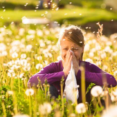 Bahar Aylarında Saman Nezlesine Dikkat Edin
