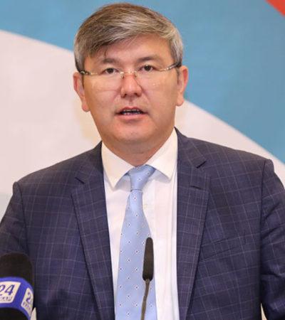 Kazakistan Resmi Ticaret ve Ekonomik Misyonu Toplantısı İstanbul Ritz Carlton Otel'de Gerçekleşti