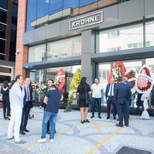 KROHNE Türkiye'nin Yeni Merkez Ofisi Açıldı