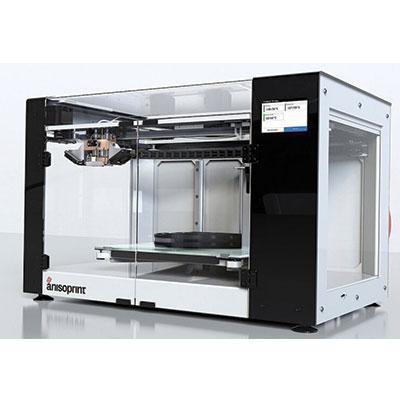 Anisoprint Teknolojisi ile 3D Baskı Takımları