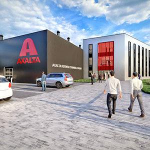 Axalta, Hollanda'da Yeni ve Modern Bir Tesis Kurmak için Sözleşme İmzaladı