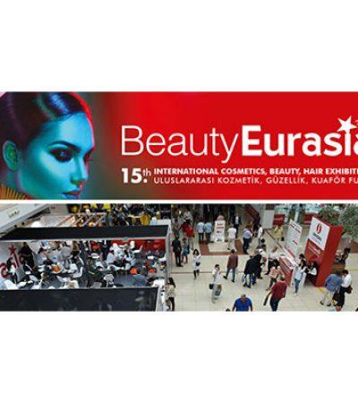BeautyEurasia Başarılı Bir Fuara İmza Attı