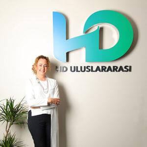 HD Uluslararası Yönetici Ortağı Sayın Elif Özhuy