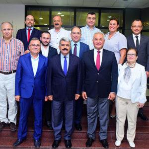 GEBKİM ve Kocaeli Üniversitesi'nden Sağlığa Destek Projesi