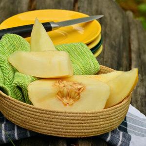 Hem Sağlıklı hem de Serinletici Yaz Meyvesi Kavun