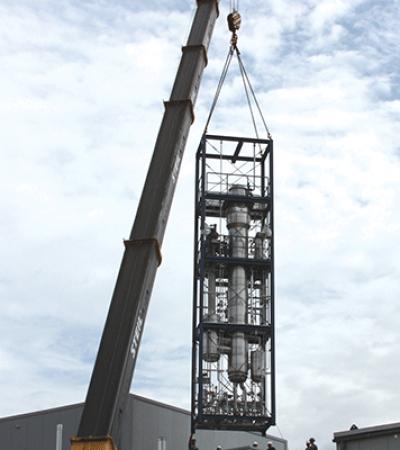 Endüstriyel Atık Su Arıtımı için Termal Ayırma Teknolojileri