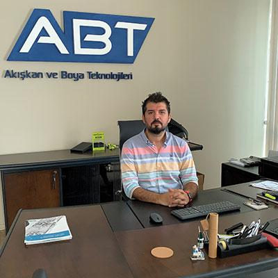 ABT Firması'nın Ticaret Direktörü  Gürhan Gulle Sorularımızı Yanıtladı