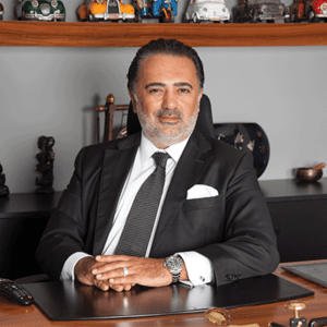 Mr. Akın Akçalı, Chairman of the Board of Directors of Bosad answered our questions
