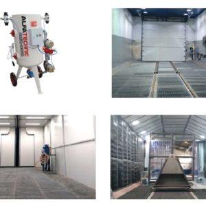 Robotik Kumlama ve Akıllı Geri Dönüşüm Sistemleri